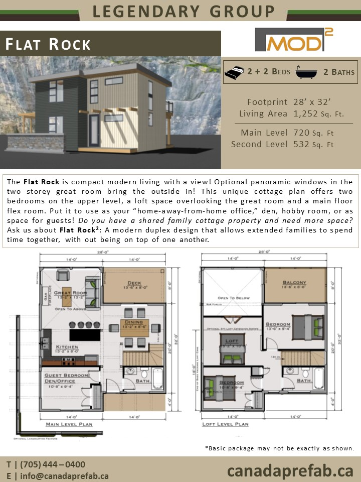 plans bedroom cottages two sheldon gallant carpentry and pre plan cottage built floor