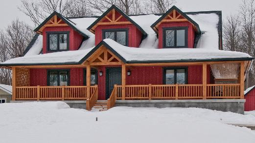 Prefab Post And Beam Homes Prefab Timber Frame Homes